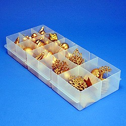 Go shopping really useful boxes go shopping Christmas bauble storage