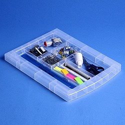 Stationery tray top