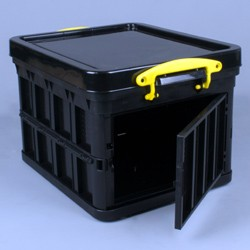 Go Shopping Really Useful Boxes 35 Litre Folding