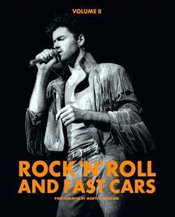 Rock n Roll and Fast Cars Volume II - front cover