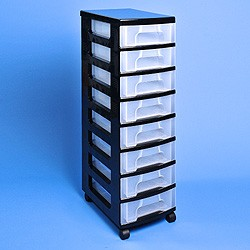 Exceptionnel ... Storage Tower With 8x7 Litre Really Useful Drawers ...