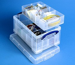9 litre sorting tray (7 compartments)